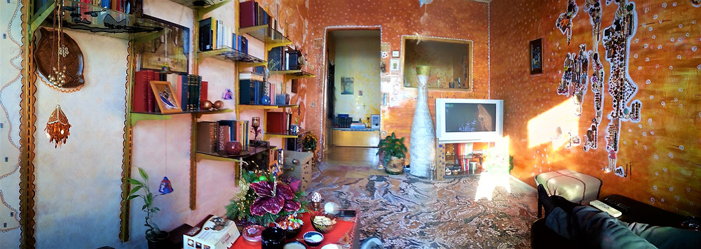 oriental-style-shooting-studio-mosaic-apartment-in-Bucharest
