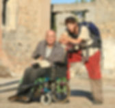 עומר ואבא בטיול בטורקיה.jpeg