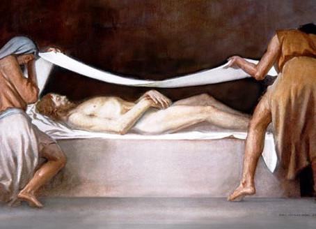 LA SÁBANA SANTA Y LA RESURRECCIÓN DE CRISTO