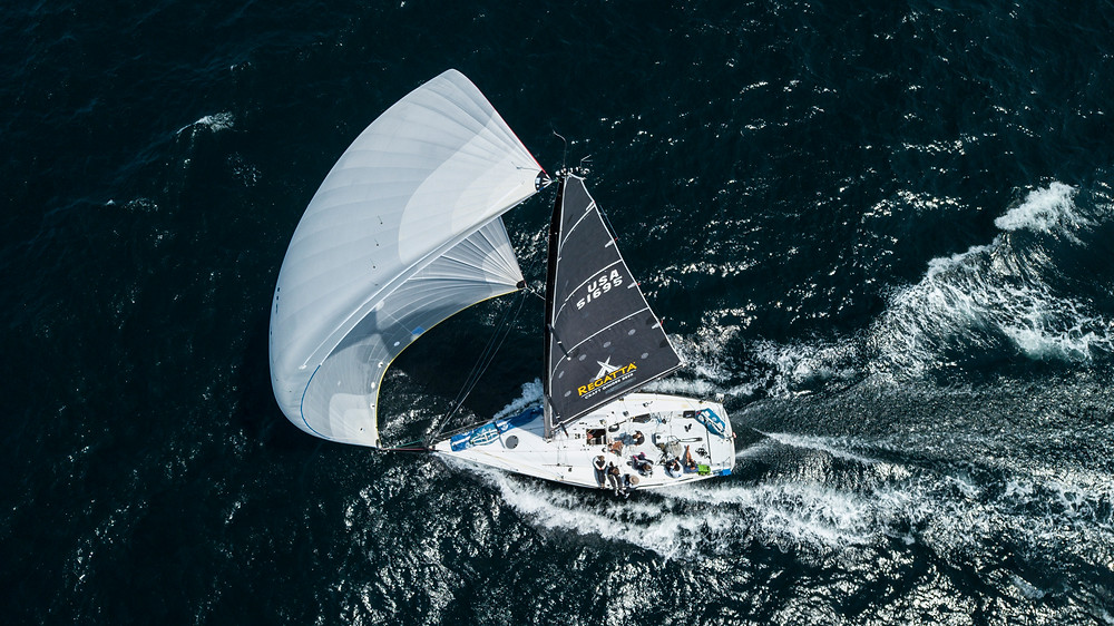Watch the Red vs Black in the 2019 Marblehead to Halifax Ocean Race