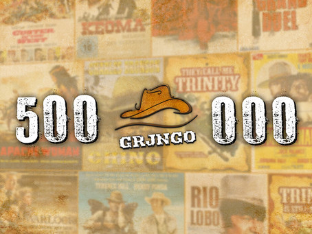 """Grjngo - Western Movies"" YouTube channel continues growing and achieves 500k subs"