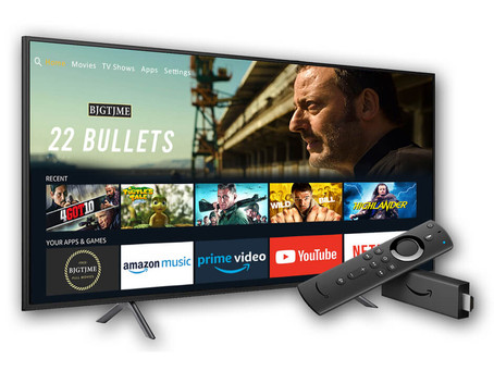 Bjgtjme is now available on Amazon Fire TV