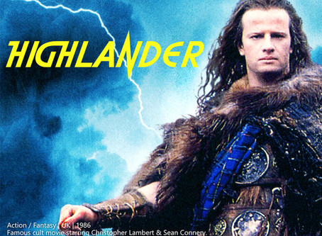 Bjgtjme shows HIGHLANDER @ YouTube