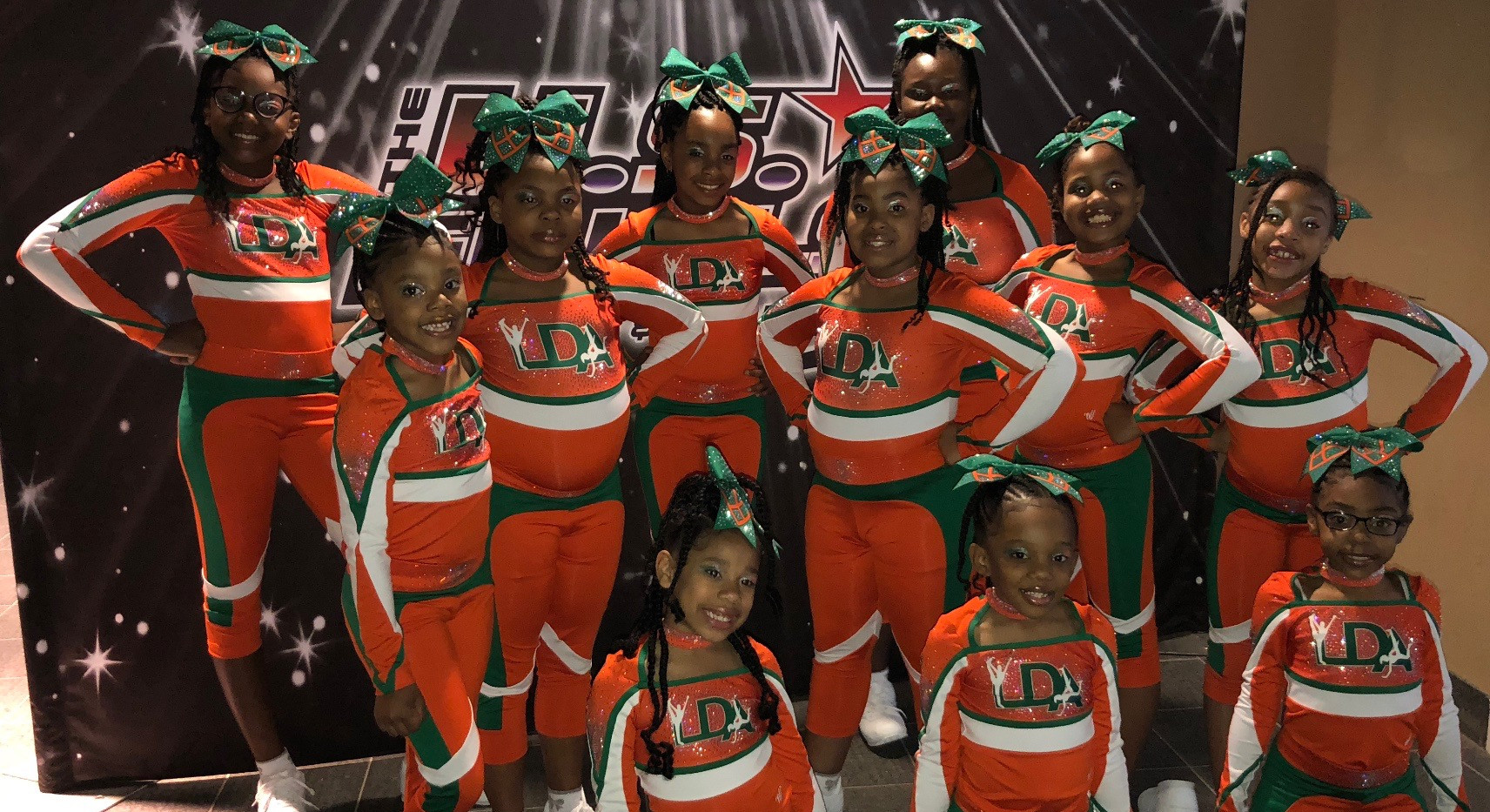 Cheer Competition 2017