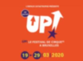FESTIVAL UP! [16e édition] 19-29.03.2020