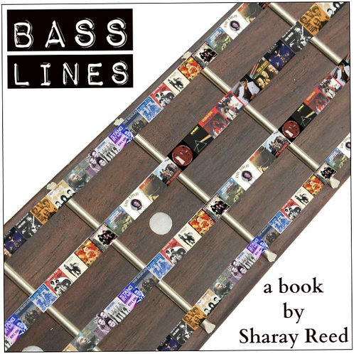 Bass Lines (Audiobook)- A Book by Sharay Reed