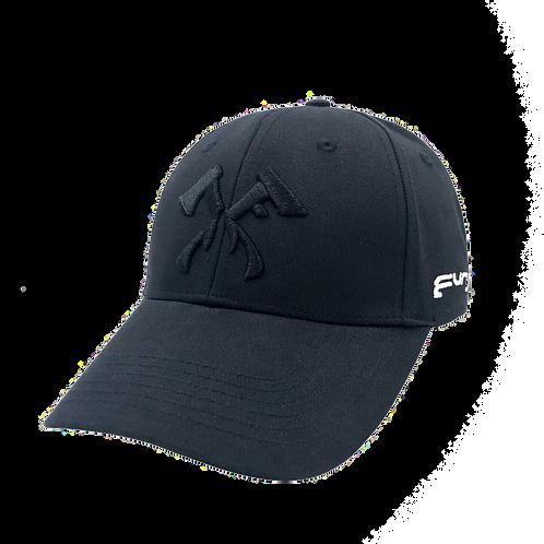 FURY Flexifit 3D Embroidery Hat