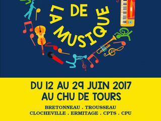 La Fête de la musique à l'Hôpital Trousseau