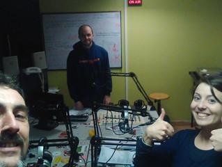 Le Quota @RadioCampusTours reçoit la Basse à Nuahj