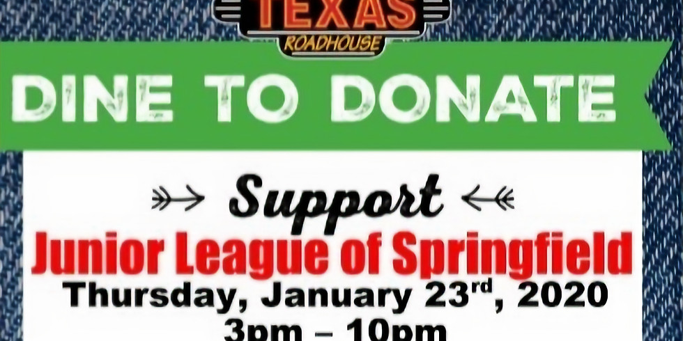 Texas Roadhouse Dine to Donate Night