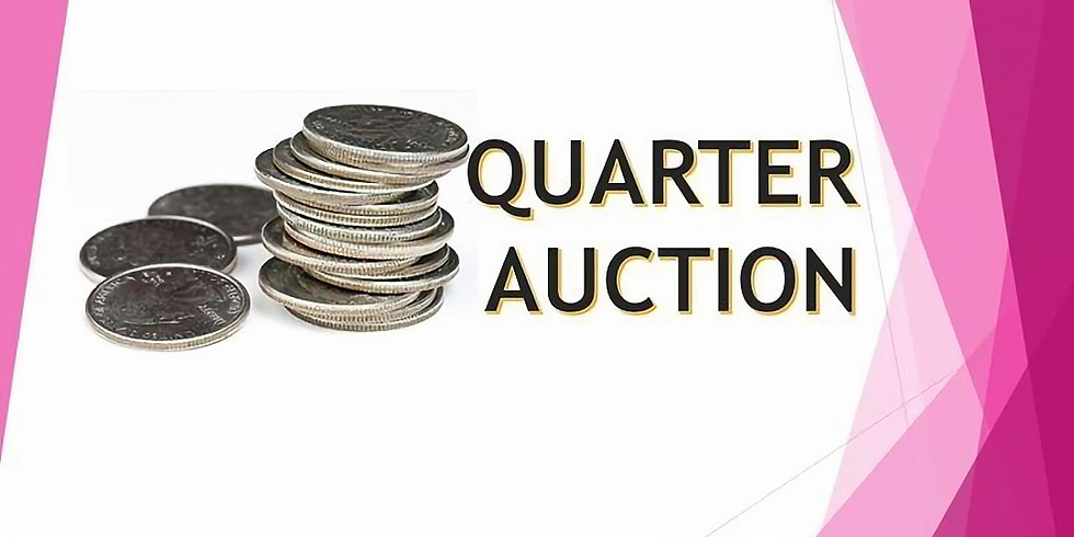 Date Change-Quarter Auction-New Date July 16, 2020