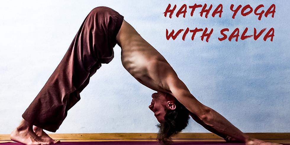 Hatha Yoga Alignment Masterclass with Salva