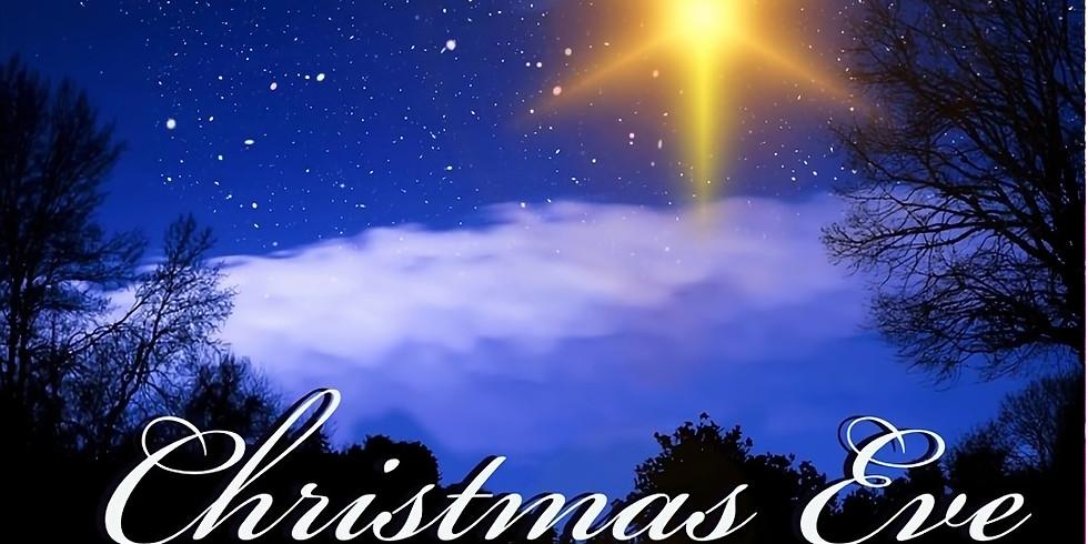 6:00PM Christmas Eve Service (Traditional)