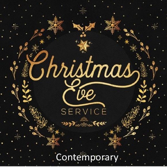 4:00pm Christmas Eve Service (Contemporary)