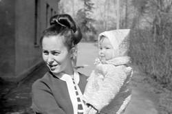 Марина Ефимовна Крюкова (Славская)