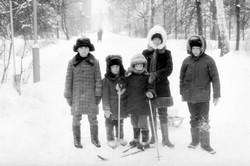 Январь 1985 года
