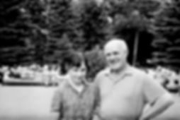 Николай Александрович и Галя Додуевы