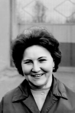 Александра Степановна Черных