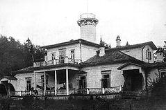 Фото А.И. Устинова. 1925 год