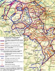 Московская наступательная операция советских войск