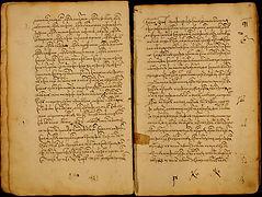 Грамота 1542 года, в которой  первыйраз упоминается Опалиха
