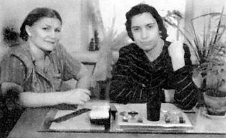 Е.Г. Назарова и М.И. Осипова