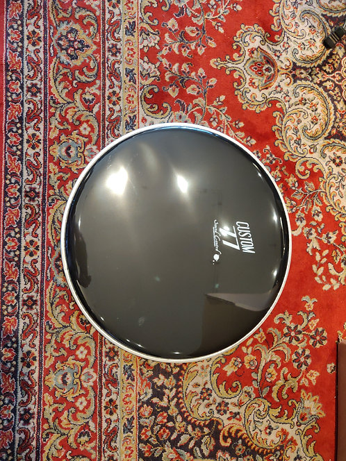 "Peau 20"" Custom 77 Sound Control Black"