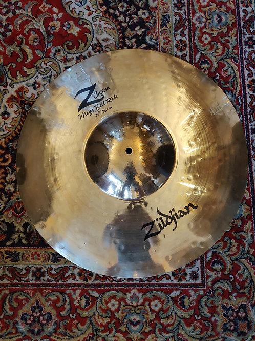 """Zildjian Z Custom Mega Bell Ride 21"""""""