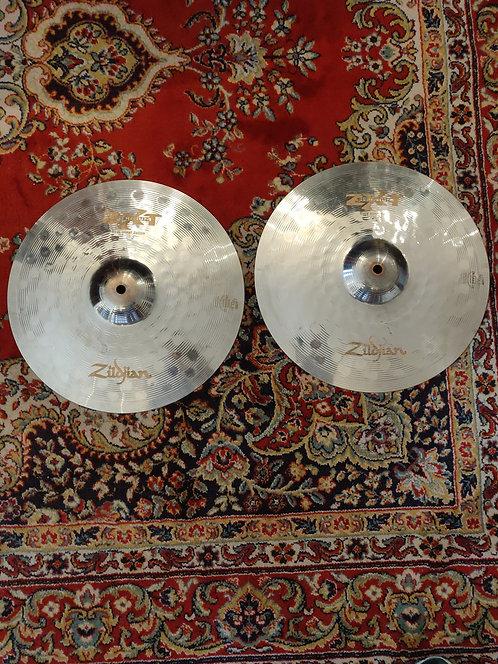 """Zildjian ZXT Titanium Rock Hi Hat 14"""""""
