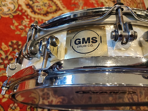 Caisse Claire GMS SE 14x3,5 Maple White Marine Pearl