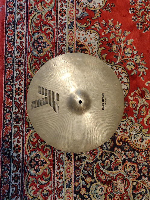 Zildjian K Dark Crash 16""