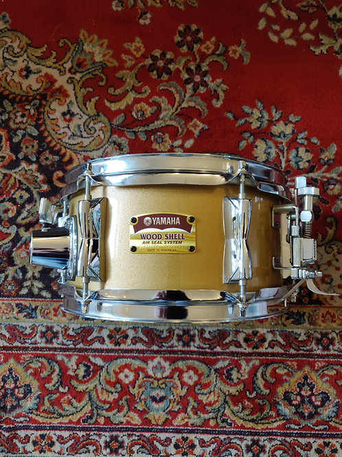 "Yamaha Wood Shell Popcorn Snare 10""x5"""