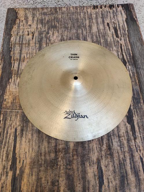 "Zildjian Avedis Thin Crash 15"""