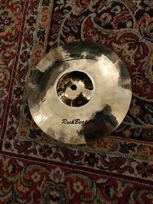 Zultan Rock Beat Splash 10""