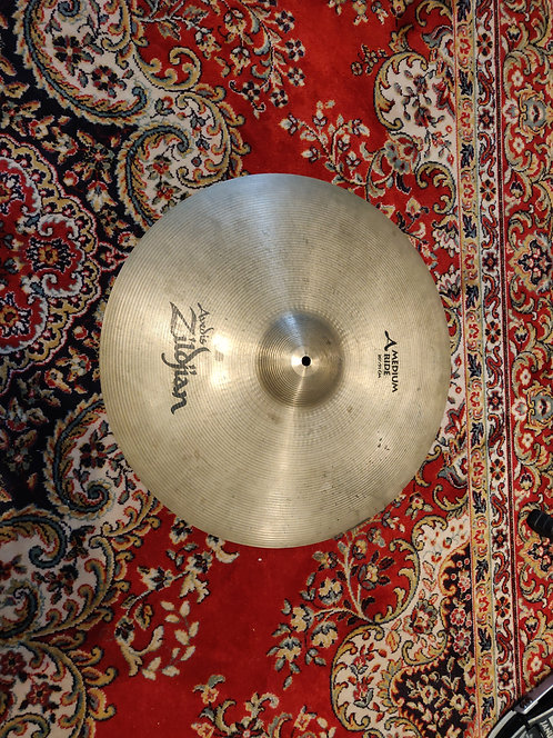 ZILDJIAN A Avedis Medium Ride 20""