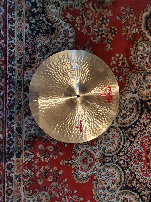 "Paiste 2002 Medium Crash 18"" de 1985"