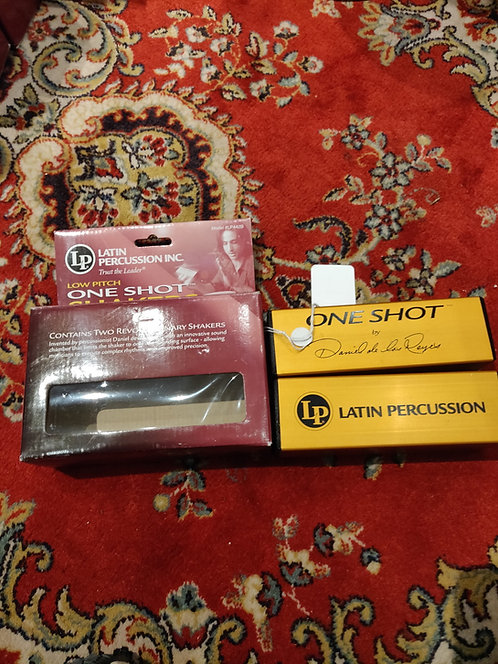 LP One Shot Shaker LP442B Daniel De Los Reyes + Boite COMME NEUF