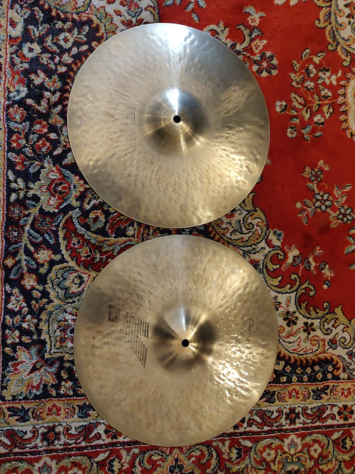 Zildjian K Custom Dark Hi Hat 14""