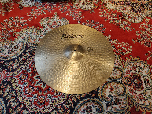 "UFIP B12 series Earcreated Cymbals 20"" Ride"