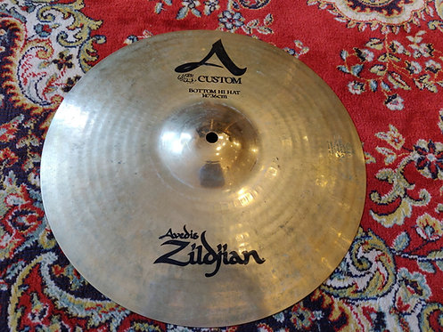 "Zildjian A Custom Hat 14"" Bottom seulement"