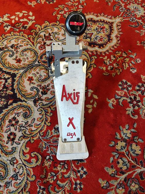 Axis X simple pédale grosse caisse