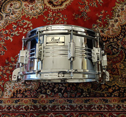 "Pearl Professionnal M514D 14""x6,5"" Made in Japan (84/85)"