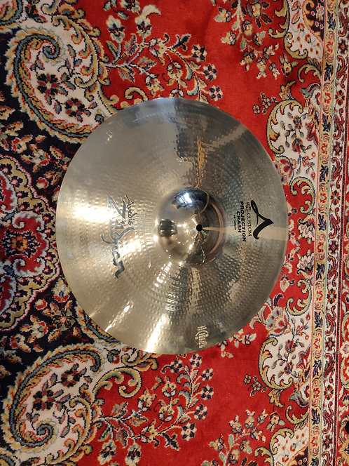 "ZILDJIAN A Custom Projection Crash 18"" Comme neuve"