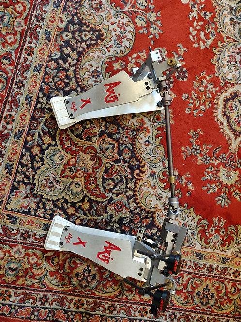 Axis X Double Pédale Grosse Caisse