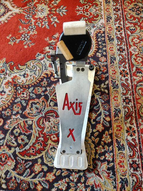 Axis X Single Pédale Grosse Caisse