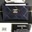 Thumbnail: Chanel   Navy Lambskin CC logo Card Holder