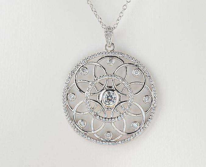Cosmo Pendant Necklace