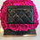 Thumbnail: Chanel | Black Metal Leather Card Holder
