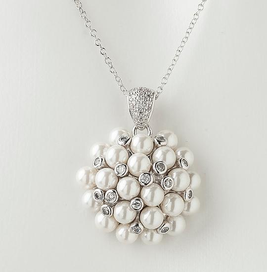 Lutetia Pendant Necklace