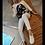 Thumbnail: Black &White top with Fish net back